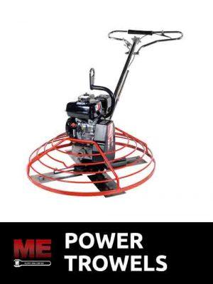 Power Trowels