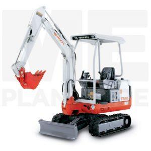 Takeuchi TB250 5 Ton Digger - ME Plant Hire Limited